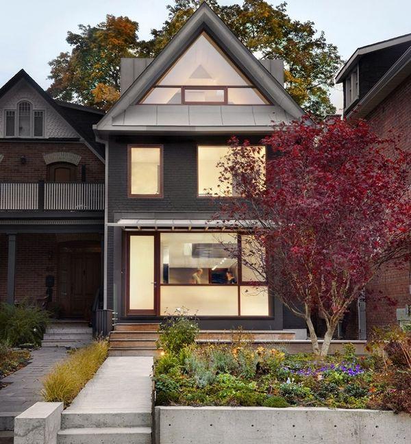 Cum sa transformi o casa veche intr una moderna imagini for Modificare casa