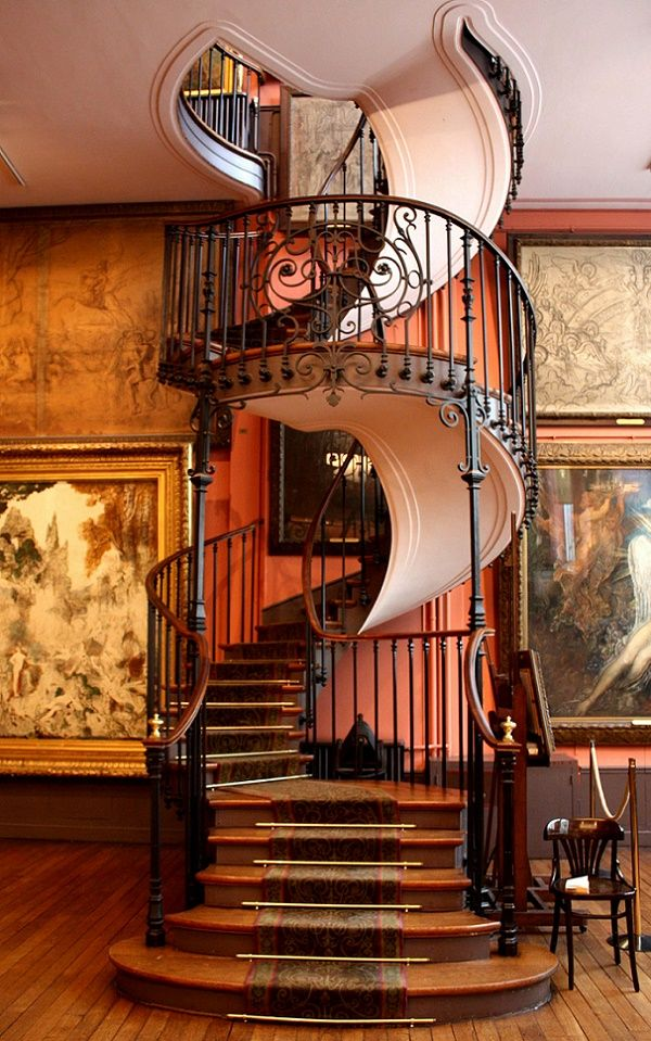 16 dintre cele mai uimitoare scari construite vreodata - Galerie foto