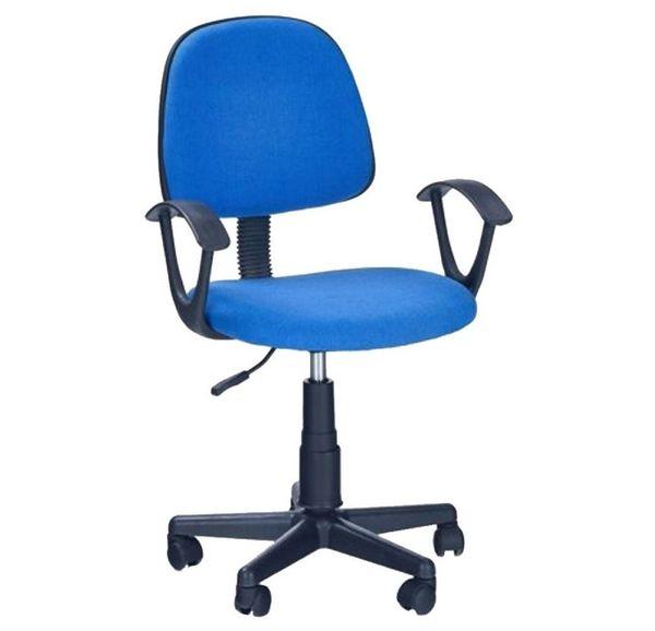 Scaun birou copii albastru