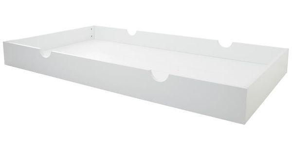 Sertar pentru pat Junior, alb