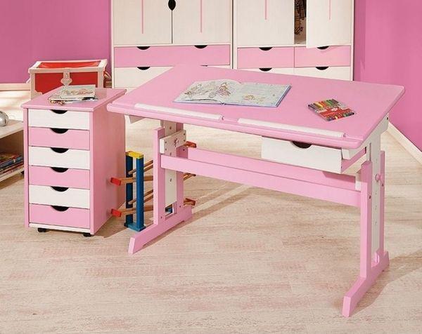 Set birou si dulapior copii