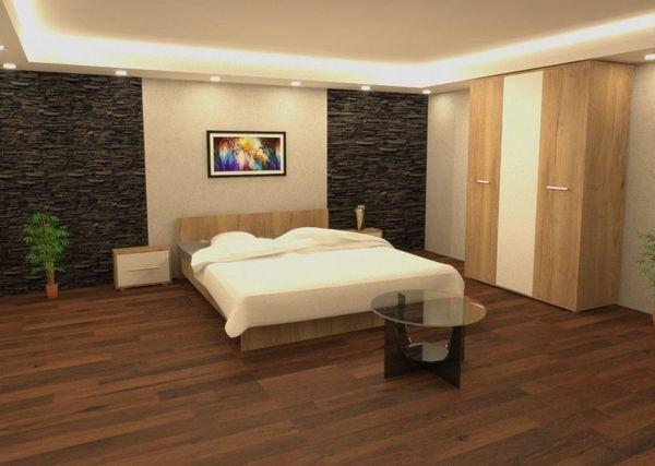 Set mobila dormitor ieftina Hera