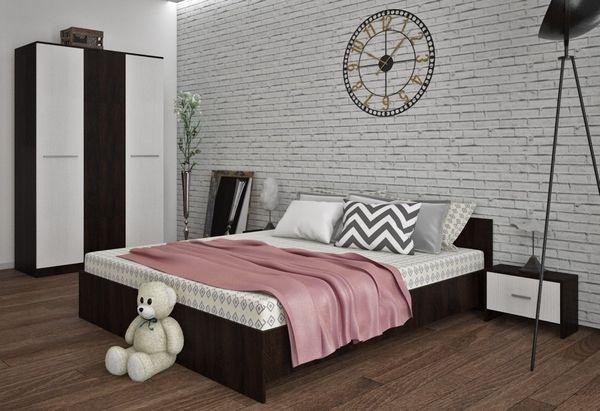 Set mobila dormitor ieftina Roxana