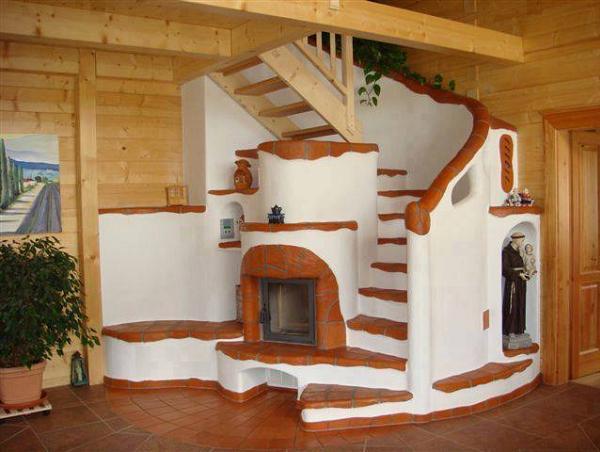 sobe si seminee rustice construite cu materiale naturale. Black Bedroom Furniture Sets. Home Design Ideas