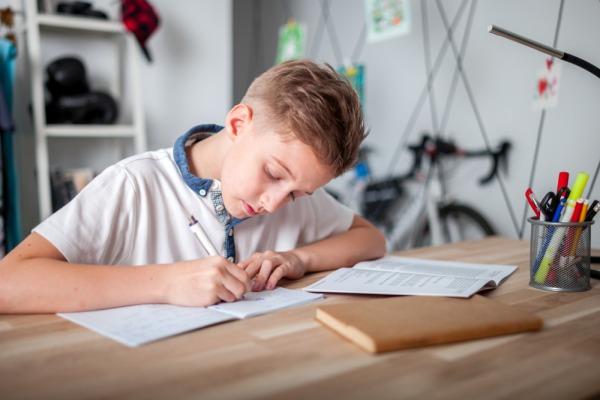 Temele pentru acasa: cum creezi un spatiu de lucru productiv