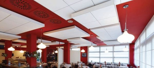 Principalele avantaje ale tavanului din fibra minerala