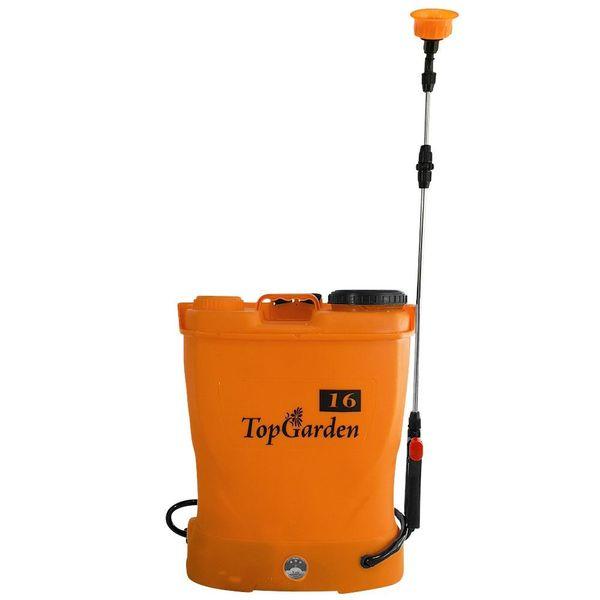 Pompa stropit/Vermorel electric cu lance inox, 16 litri