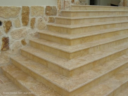 SCARI DE PIATRA - Pardoseli si placari, Marmura si piatra naturala