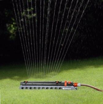 aspersor oscilant gardena aquazoom 350 3 instalatii gradina sisteme de irigatii. Black Bedroom Furniture Sets. Home Design Ideas