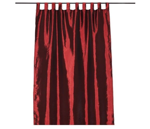 DRAPERIE TAFTA ROYAL BORDO
