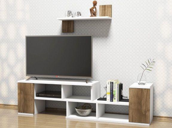 SET COMODA TV + RAFT PERETE