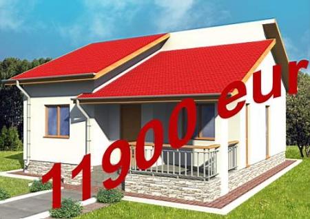 Casa ieftina pe structura metalica usoara case si vile case for Casa la tara ieftina