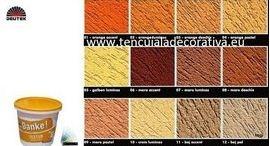 Tencuiala Decorativa Danke Pret.Tencuiala Decorativa Danke Pret 119lei 300culori Materiale
