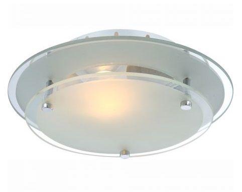 Plafoniere Constanta : Plafoniera rotunda indi 48167 sticla satinata corpuri iluminat