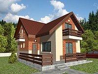 proiecte case cu mansarda 18886