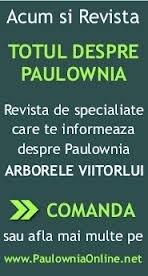 REVISTA DE SPECIALIZARE PAULOWNIA - REVISTA DE SPECIALIZARE PAULOWNIA