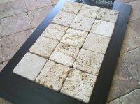 PIATRA DESIGN - Travertin Marmura Granit Caramida Terrazzo  19339
