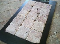 PIATRA DESIGN - Travertin Marmura Granit Caramida Terrazzo  19340