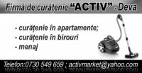 SERVICII DE CURATENIE 2628 - SERVICII DE CURATENIE 2628