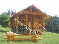 cabane din lemn 19892