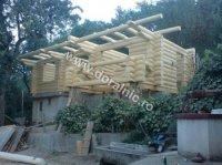 kit casa de lemn 19932