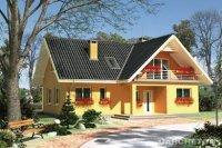 proiecte case cu mansarda 2992