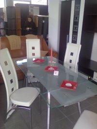 MESE EXTENSIBILE DINING B17-4 - MESE EXTENSIBILE DINING B17-4