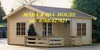cabane din lemn 28491