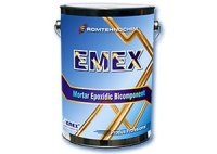 MORTARUL EPOXIDIC BICOMPONENT EMEX - MORTARUL EPOXIDIC BICOMPONENT EMEX