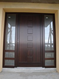 poarta din lemn 33243