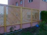 panouri de gard din lemn 33310