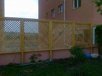 panouri de gard din lemn 33311
