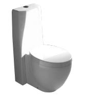 VAS WC MONOBLOC CERAMICA ESEDRA FLY FABRICAT IN ITALIA - VAS WC MONOBLOC CERAMICA ESEDRA FLY FABRICAT IN ITALIA