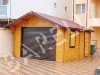 garaj din lemn 52039