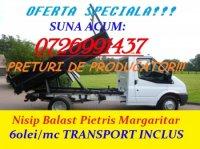 TRANSPORT NISIP, BALAST 54542
