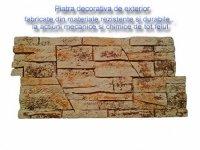 PIATRA DECORATIVA RECONSTITUITA - PIATRA DECORATIVA RECONSTITUITA