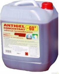 ANTIGEL CONCENTRAT -60 PENTRU CENTRALE TERMICE  - ANTIGEL CONCENTRAT -60 PENTRU CENTRALE TERMICE