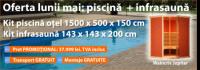 PACHET SPA: PISCINA + INFRASAUNA - PACHET SPA: PISCINA + INFRASAUNA