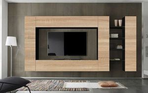 SET MOBILA LIVING MODERNA BROADWAY - SET MOBILA LIVING MODERNA BROADWAY