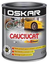 OSKAR EMAIL CAUCIUCAT GRI DESCHIS 0.75L - OSKAR EMAIL CAUCIUCAT GRI DESCHIS 0.75L