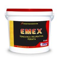 TENCUIALA DECORATIVA PERIATA EMEX /KG - ALB - TENCUIALA DECORATIVA PERIATA EMEX /KG - ALB