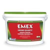 GRUND DE AMORSARE CU CUART PENTRU TENCUIELI EMEX /KG - GRUND DE AMORSARE CU CUART PENTRU TENCUIELI EMEX /KG