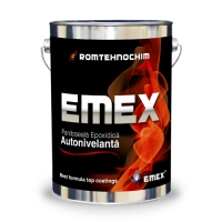 PARDOSEALA EPOXIDICA AUTONIVELANTA EMEX /KG - GRI - PARDOSEALA EPOXIDICA AUTONIVELANTA EMEX /KG - GRI