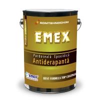 PARDOSEALA EPOXIDICA ANTIDERAPANTA EMEX /KG - GRI - PARDOSEALA EPOXIDICA ANTIDERAPANTA EMEX /KG - GRI