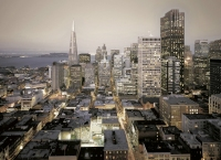 FOTOTAPET URBAN - LUMINI DIN SAN FRANCISCO - FOTOTAPET URBAN - LUMINI DIN SAN FRANCISCO