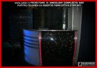 BAR CU PANOU STAR SKY PUNCTE LUMINOASE  LEDDO 160 - BAR CU PANOU STAR SKY PUNCTE LUMINOASE  LEDDO 160