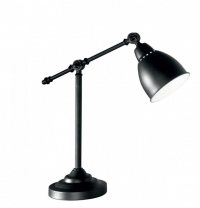 LAMPA DE BIROU � NEWTON TL1 NEGRU - LAMPA DE BIROU � NEWTON TL1 NEGRU