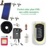 PACHET SOLAR ACM 150L COMPLET STAR - PACHET SOLAR ACM 150L COMPLET STAR