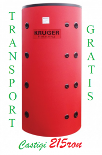 PUFFER 1000 L KRG1 . TRANSPORT GRATIS - PUFFER 1000 L KRG1 . TRANSPORT GRATIS