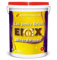 LAC PENTRU PROTECTIE BETON EMEX MINERAL PROTECT - LAC PENTRU PROTECTIE BETON EMEX MINERAL PROTECT